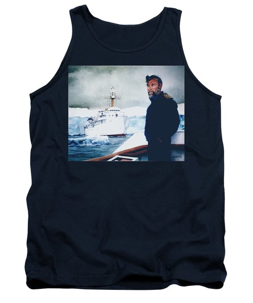Capt Derek Law Tank Top