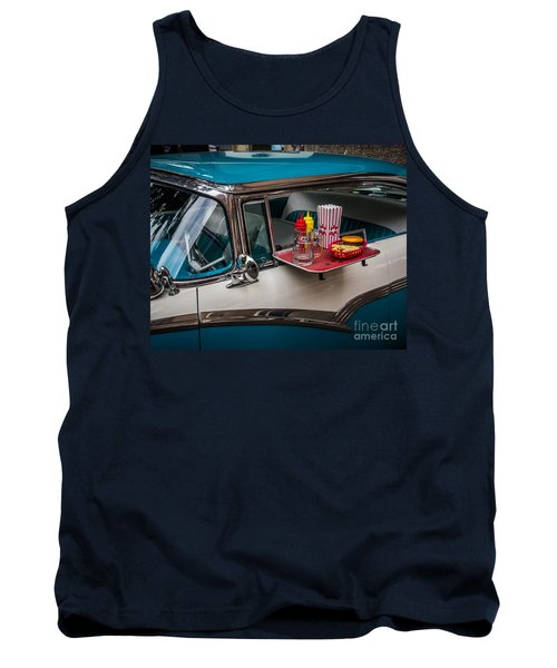 Car Hop Tank Top by Perry Webster