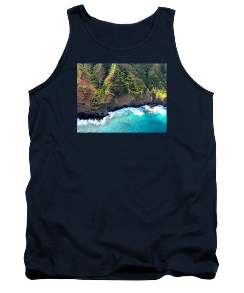 Cascading To The Sea Tank Top