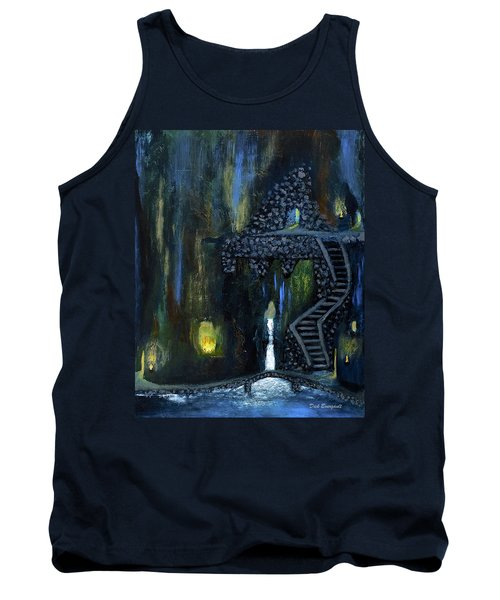Cave Of Thrones Tank Top