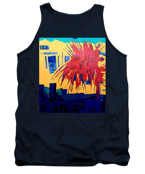 Celebrate The Day Tank Top