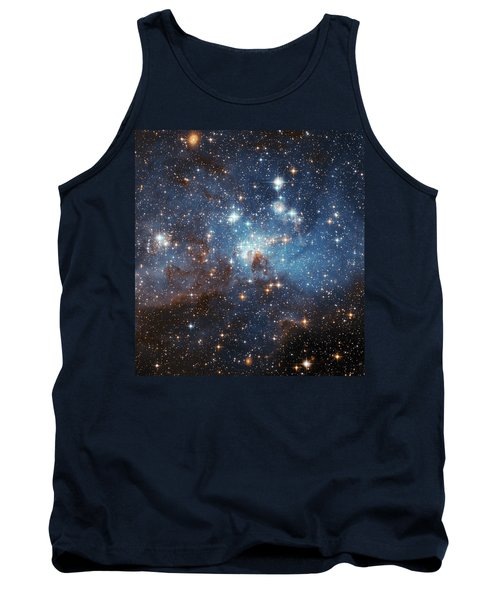 Tank Top featuring the photograph Celestial Season's Greetings From Hubble by Nasa