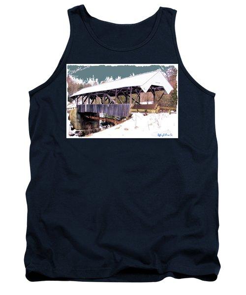 Chamberlain Bridge Tank Top