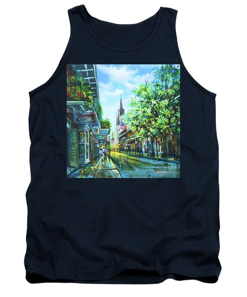 Chartres Afternoon Tank Top