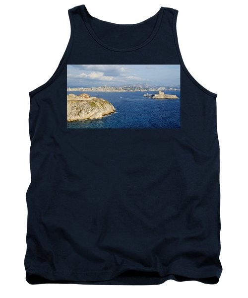 Chateau D'if-island Tank Top