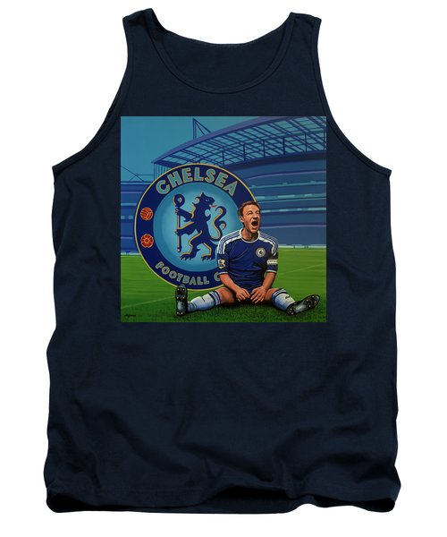 Chelsea London Painting Tank Top