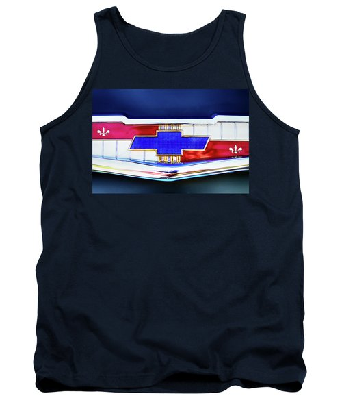 Chevy's Fifties Bowtie Tank Top