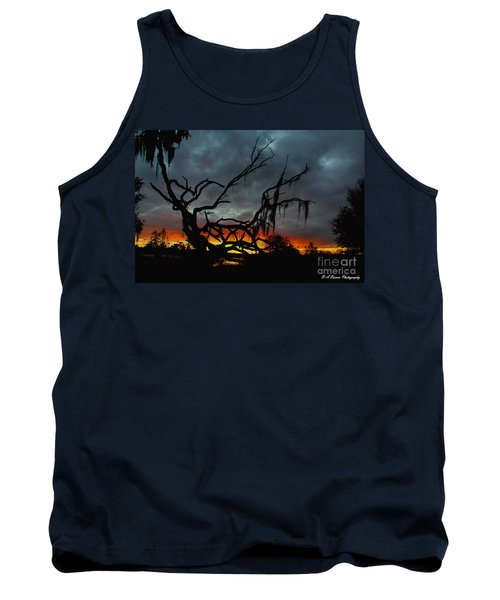 Chilling Sunset Tank Top