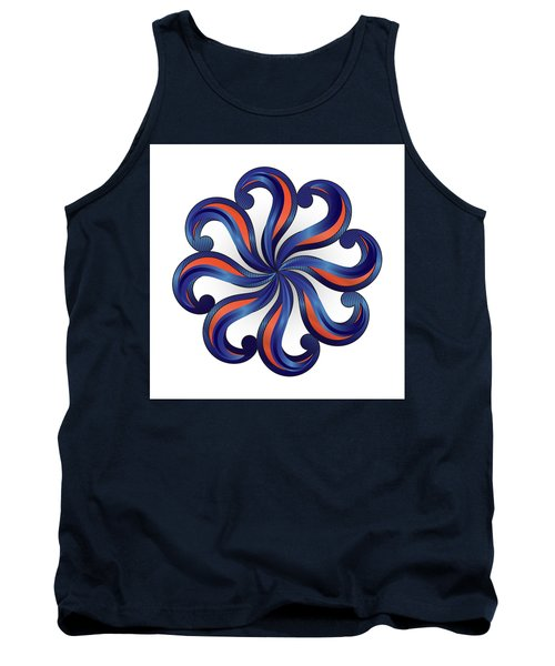 Circulosity No 2920 Tank Top