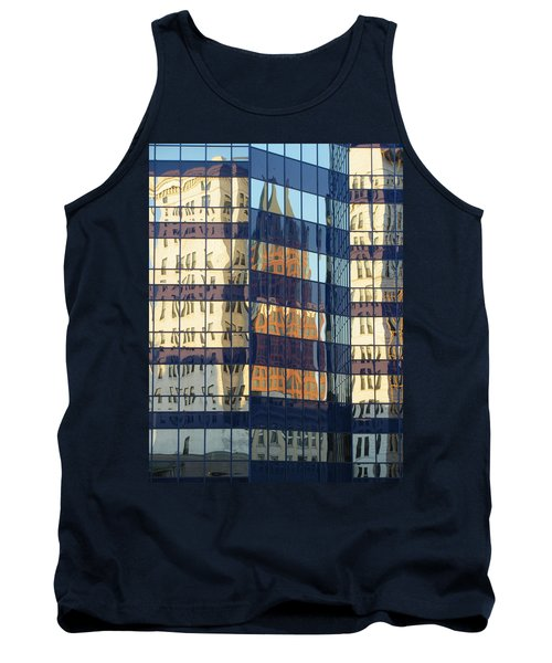 City Reflections 1 Tank Top
