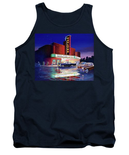 Classic Debut -  The Gaylynn Theatre Tank Top