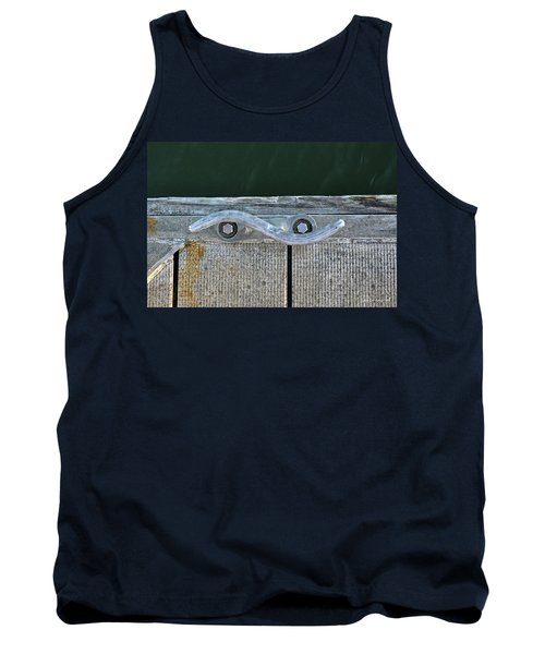 Cleat On A Dock Tank Top