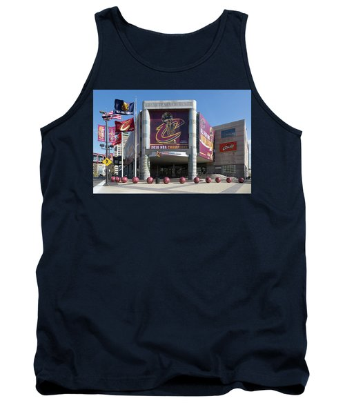Cleveland Cavaliers The Q Tank Top