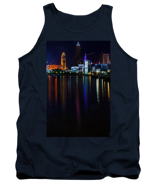 Cleveland Nightly Reflections Tank Top