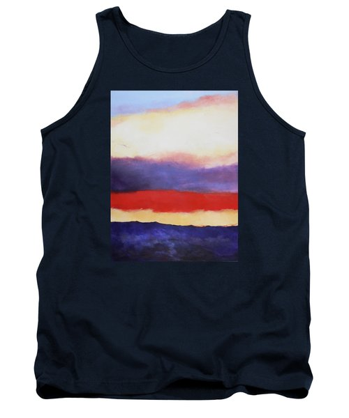 Cloud Layers 4 Tank Top