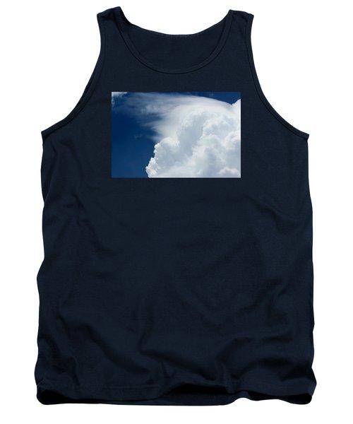 Cloud Swept Tank Top by Jewels Blake Hamrick