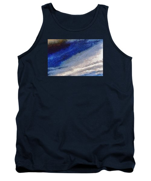 Tank Top featuring the photograph Clouds 10 by Spyder Webb