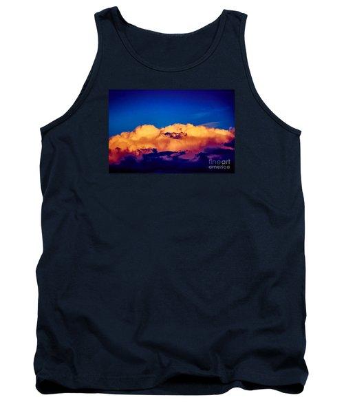 Clouds Vi Tank Top