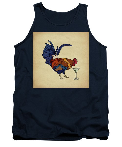 Cocktails Tank Top