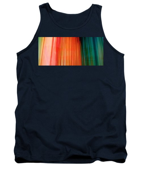 Color Bands Tank Top
