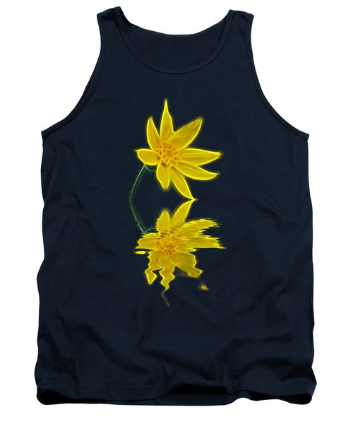 Colorado Wildflower Tank Top by Shane Bechler