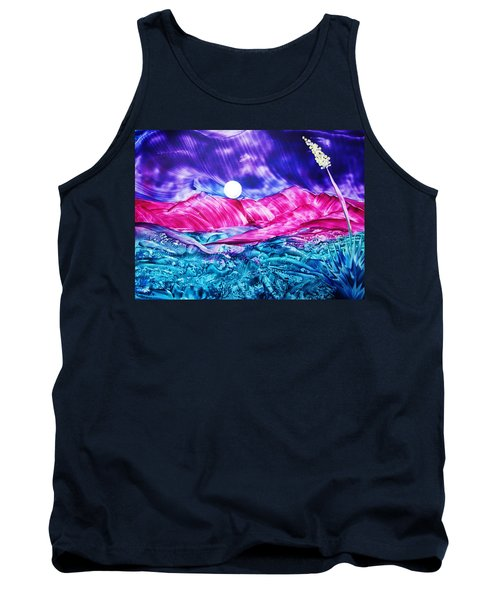 Colorful Desert Tank Top