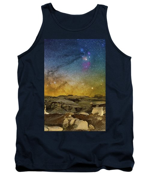 Colors On The Rise Tank Top