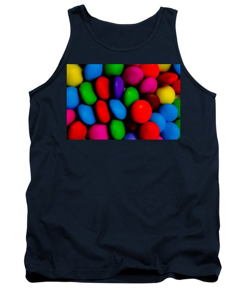 Colourful Abstract Tank Top