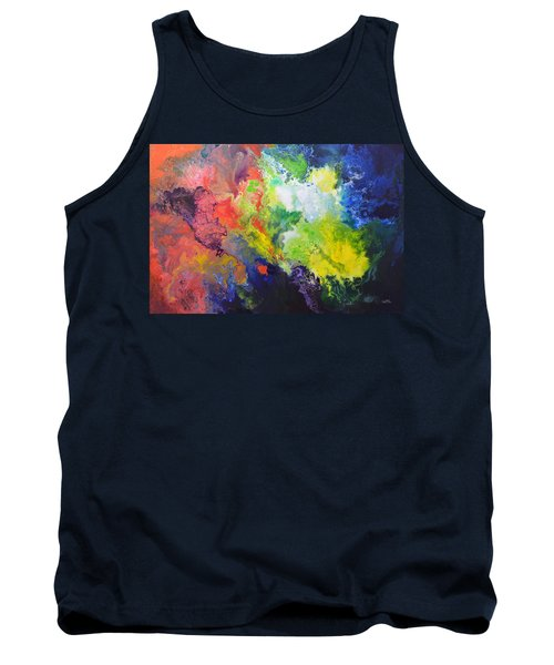 Comet Tank Top by Sally Trace