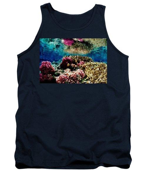 Coral Reef Tank Top
