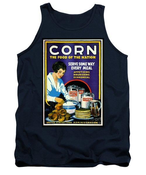Corn 1918 Tank Top
