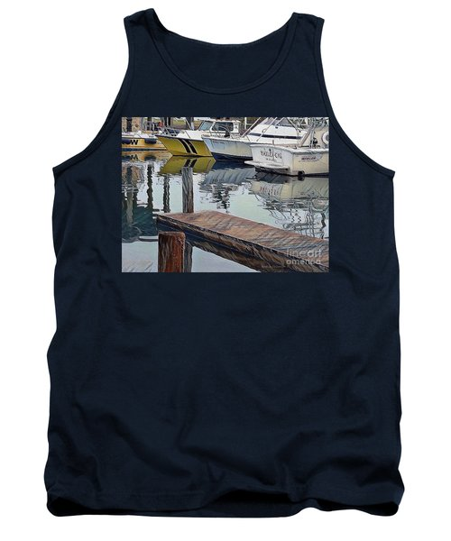 Corpus Christi Dock Tank Top