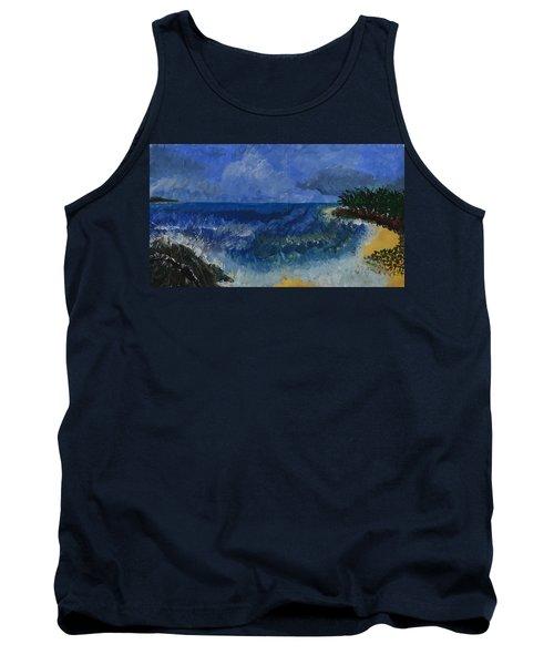 Costa Rica Beach Tank Top