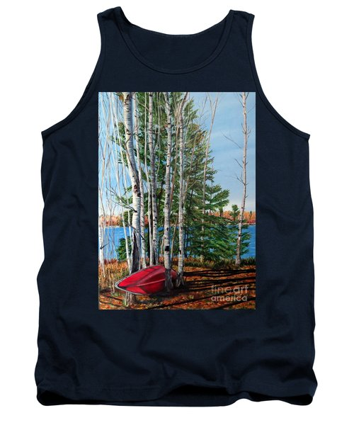 Cottage Country 2 Tank Top