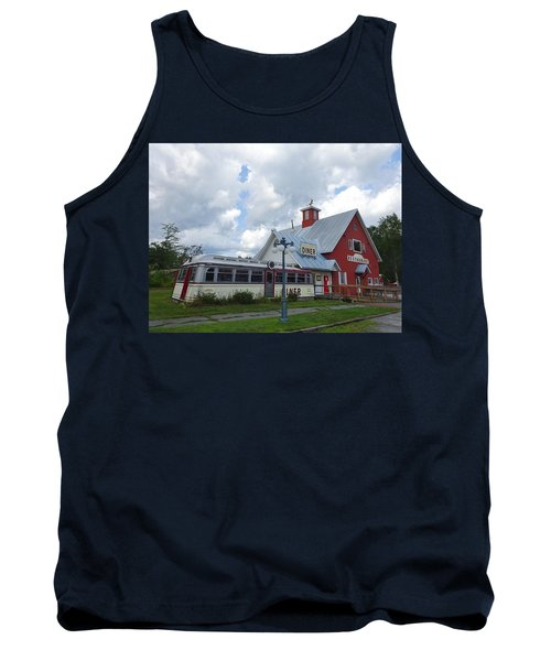 Countryside Diner Tank Top