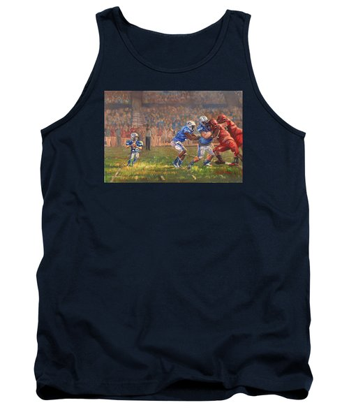 Courage To Believe Tank Top by Jeff Brimley