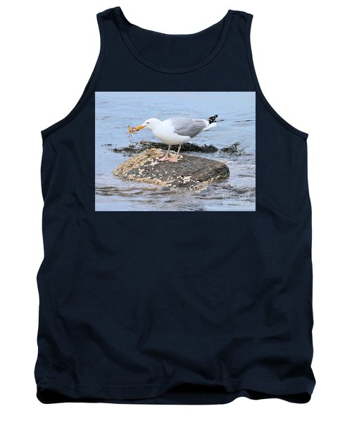 Tank Top featuring the photograph Crab Legs by Debbie Stahre