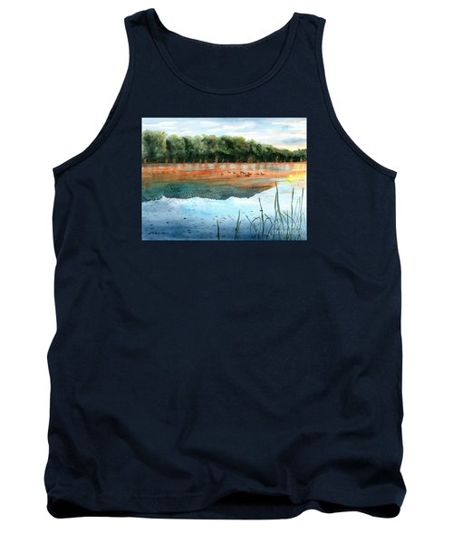 Crawford Lake Morning Tank Top