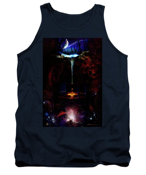 Creation Of Time Tank Top