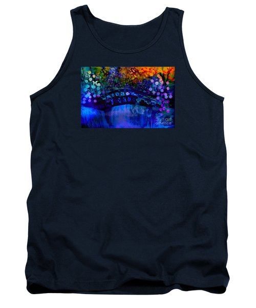 Cross Over The Bridge Tank Top