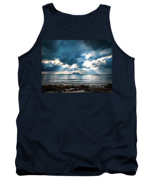 Cruise In Paradise Tank Top