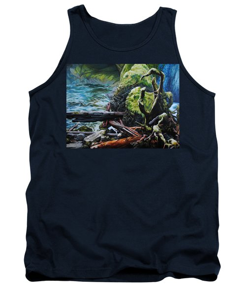 Currents Tank Top