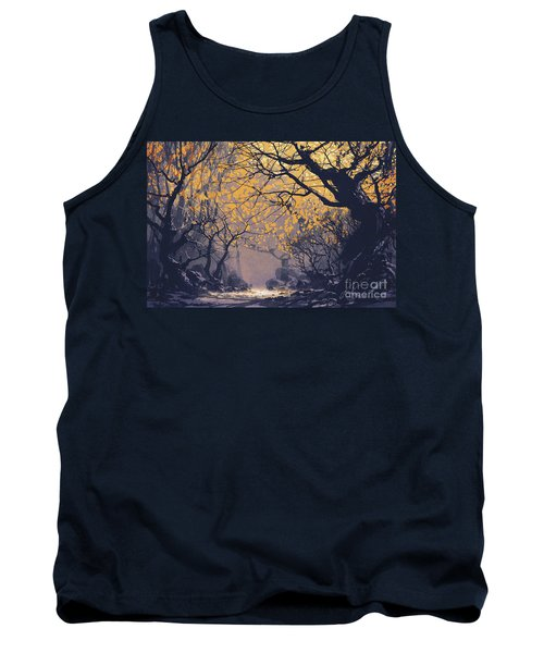 Dark Forest Tank Top