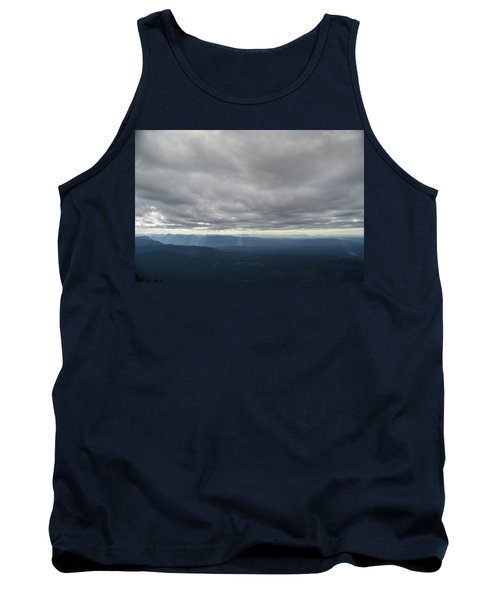 Dark Mountains Tank Top