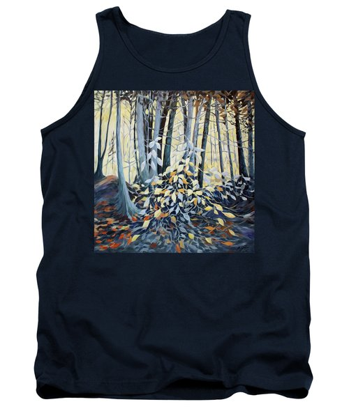 Natures Dance Tank Top by Joanne Smoley