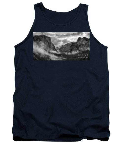 Daybreak Over Yosemite Tank Top