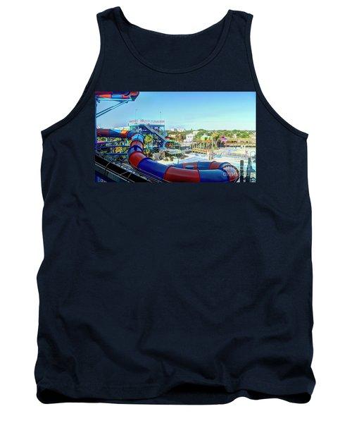 Daytona Lagoon Tank Top