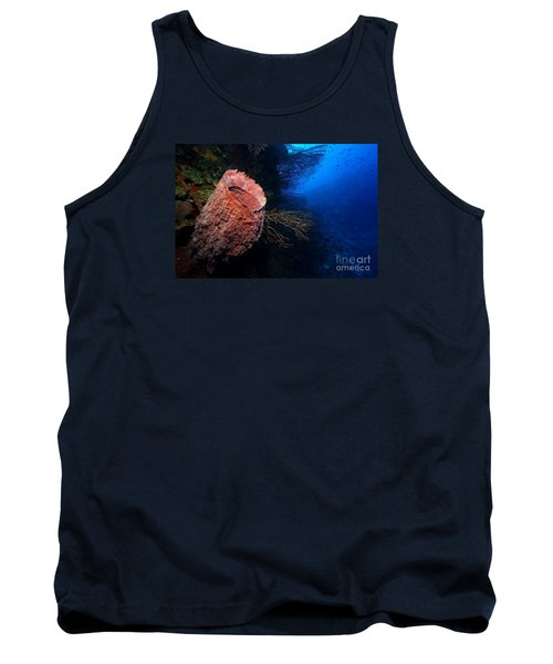 Deep Reef Tank Top