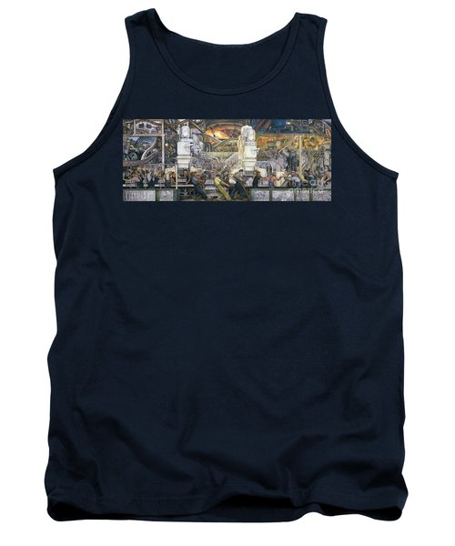 Detroit Industry   North Wall Tank Top
