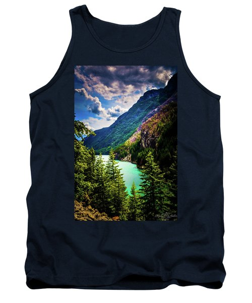 Diablo Lake Tank Top